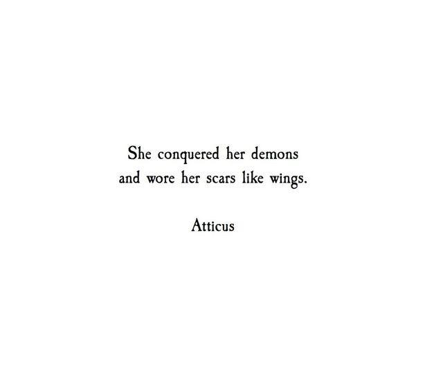 Slaying My Demons